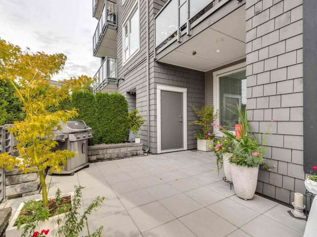 550 Seaborne Place #117, Port Coquitlam, BC V3B 0L3 (#R2405048) :: RE/MAX City Realty