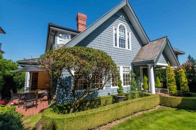 1957 W 36TH Avenue, Vancouver, BC V6M 1K7 (#R2405423) :: Vancouver Real Estate