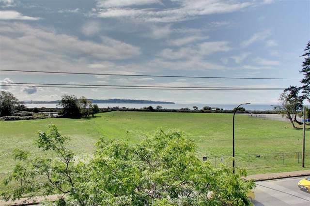15875 Marine Drive #305, White Rock, BC V4B 5J2 (#R2406603) :: Macdonald Realty