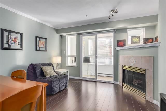 1503 W 66TH Avenue #210, Vancouver, BC V6P 2R8 (#R2408544) :: Macdonald Realty