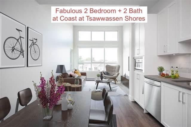4690 Hawk Lane #413, Tsawwassen, BC V4M 0C4 (#R2414292) :: Ben D'Ovidio Personal Real Estate Corporation | Sutton Centre Realty