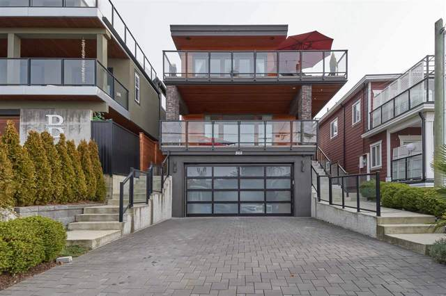 862 Habgood Street, White Rock, BC V4B 4W3 (#R2414382) :: Ben D'Ovidio Personal Real Estate Corporation | Sutton Centre Realty