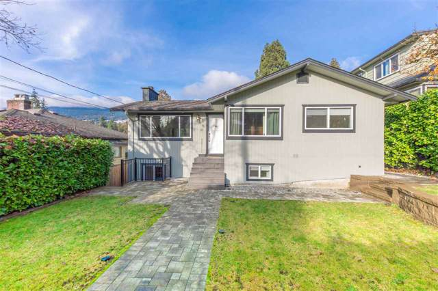 1015 Jefferson Avenue, West Vancouver, BC V7T 2A6 (#R2419396) :: RE/MAX City Realty