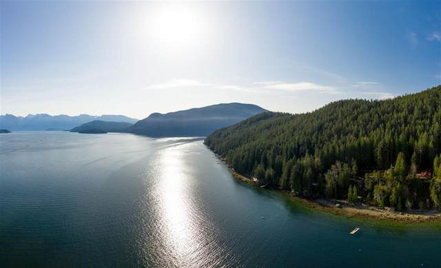 Lot 6, Keats Island, BC V0N 1V0 (#R2419560) :: 604 Home Group