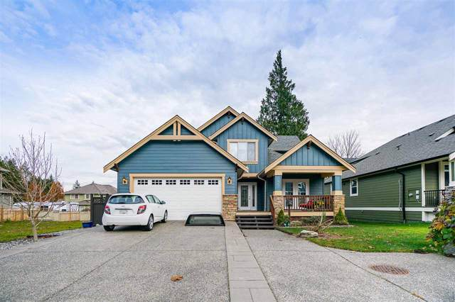 14550 Morris Valley Road #45, Mission, BC V0M 1A1 (#R2419580) :: RE/MAX City Realty