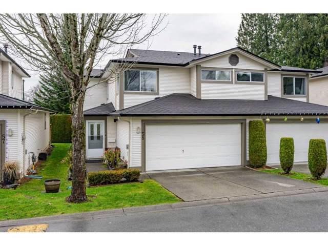 20881 87 Avenue #58, Langley, BC V1M 3X1 (#R2422844) :: Premiere Property Marketing Team