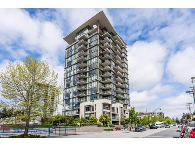 1455 George Street #703, White Rock, BC V4B 0A9 (#R2423072) :: Premiere Property Marketing Team