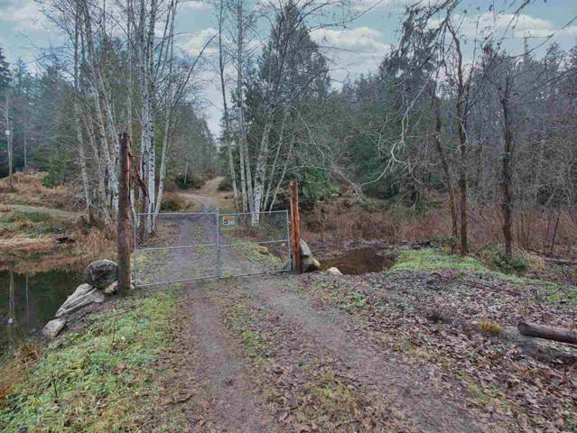 13346 Sunshine Coast Hwy. Drive Lot B, Pender Harbour, BC V0N 1V7 (#R2424745) :: RE/MAX City Realty