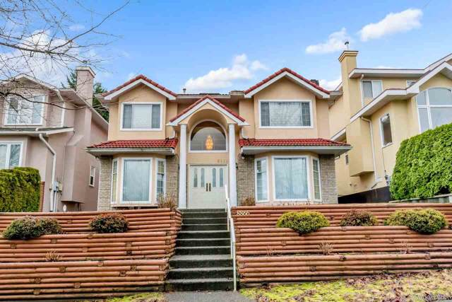 8866 Yarrow Place, Burnaby, BC V3N 4W1 (#R2425738) :: RE/MAX City Realty