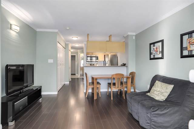 1503 W 66TH Avenue #210, Vancouver, BC V6P 2R8 (#R2427746) :: RE/MAX City Realty