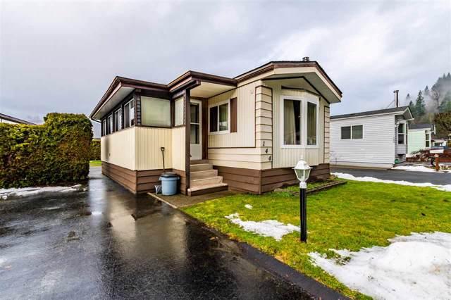 46511 Chilliwack Lake Road #144, Chilliwack, BC V2R 3S4 (#R2430123) :: RE/MAX City Realty