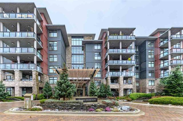5055 Springs Boulevard #205, Tsawwassen, BC V4M 0A5 (#R2431052) :: Ben D'Ovidio Personal Real Estate Corporation | Sutton Centre Realty