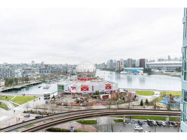1188 Quebec Street #1306, Vancouver, BC V6A 4B3 (#R2431260) :: RE/MAX City Realty