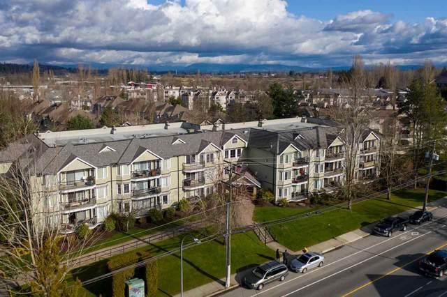 20881 56 Avenue #311, Langley, BC V3A 3Z3 (#R2437308) :: Homes Fraser Valley