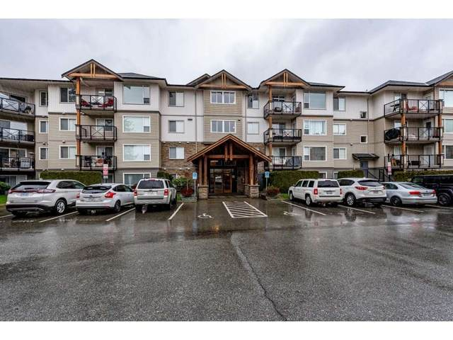 2955 Diamond Crescent #414, Abbotsford, BC V2T 2L5 (#R2438358) :: Macdonald Realty