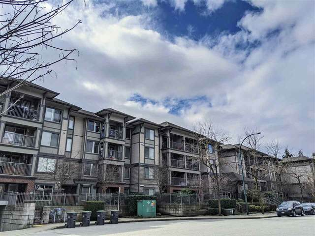 2468 Atkins Avenue #207, Port Coquitlam, BC V3C 1Y9 (#R2448658) :: 604 Realty Group