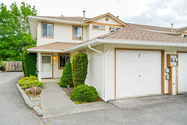 26727 30A Avenue #7, Langley, BC V4W 3S5 (#R2462142) :: Premiere Property Marketing Team