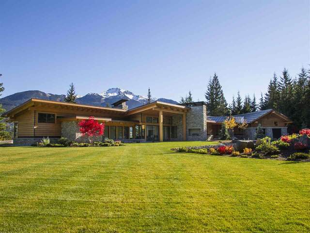 5468 Stonebridge Place, Whistler, BC V0N 1B5 (#R2462382) :: Macdonald Realty