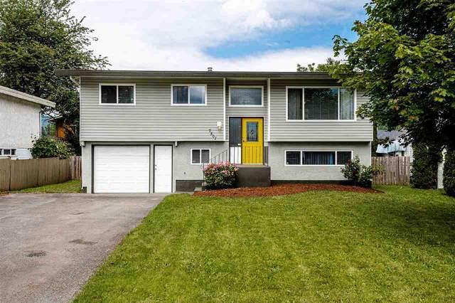 7501 Laurel Place, Agassiz, BC V0M 1A2 (#R2466907) :: RE/MAX City Realty