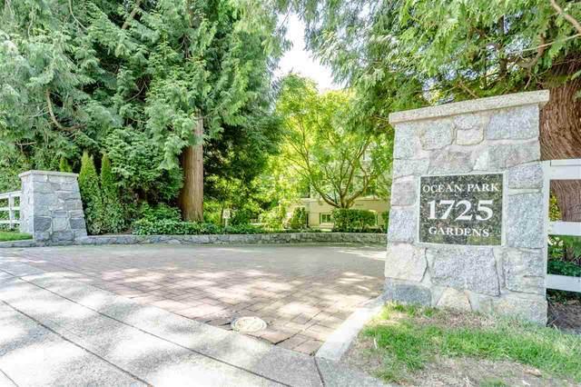 1725 128 Street #103, Surrey, BC V4A 3V2 (#R2470348) :: RE/MAX City Realty