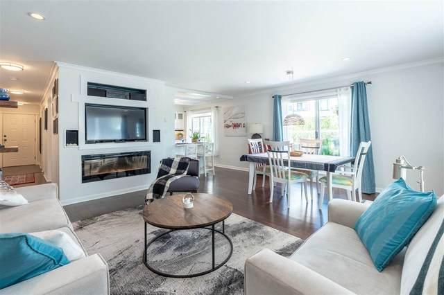 1378 George Street #208, White Rock, BC V4B 3Z9 (#R2471210) :: Premiere Property Marketing Team