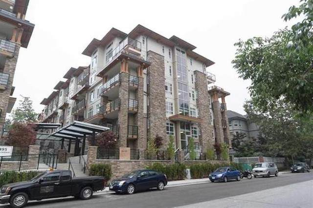 2465 Wilson Avenue #411, Port Coquitlam, BC V3C 0E6 (#R2472073) :: 604 Realty Group