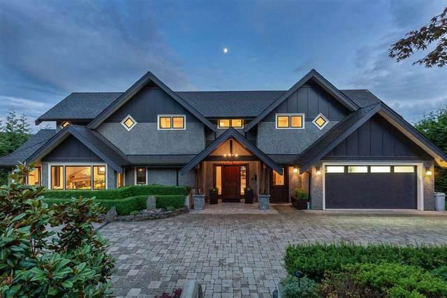 2558 Rosebery Avenue, West Vancouver, BC V7V 2Z9 (#R2472100) :: 604 Home Group