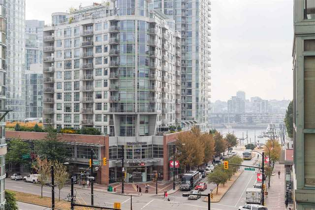 212 Davie Street #501, Vancouver, BC V6B 5Z4 (#R2472789) :: RE/MAX City Realty