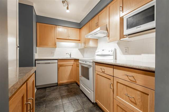 1150 Dufferin Street #206, Coquitlam, BC V3B 7M8 (#R2473400) :: 604 Realty Group