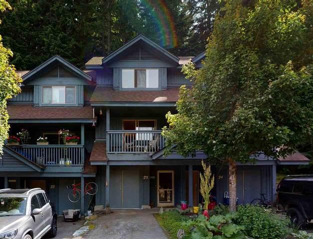 3102 Panorama Ridge #23, Whistler, BC V8E 0V3 (#R2476443) :: Premiere Property Marketing Team