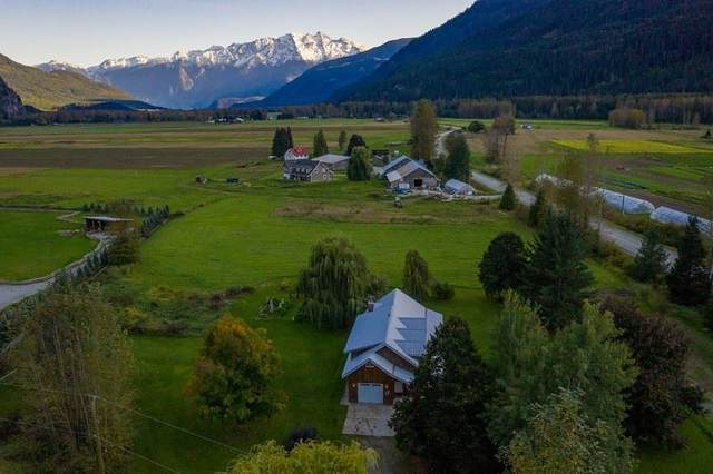 8354 Pemberton Meadows Road, Pemberton, BC V0N 2L2 (#R2478723) :: 604 Realty Group