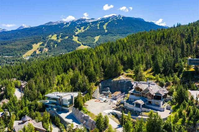 3831 Sunridge Drive, Whistler, BC V8E 0W1 (#R2479290) :: 604 Home Group