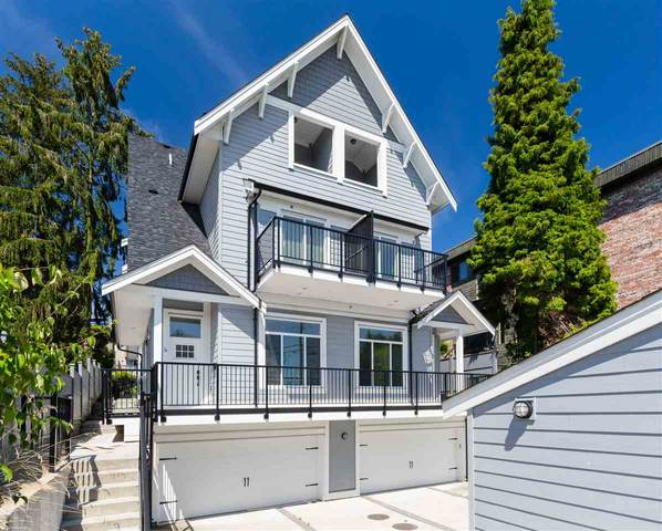 3868 Pender Street #3, Burnaby, BC V5C 2L5 (#R2481095) :: 604 Realty Group