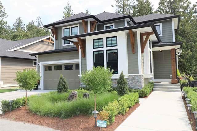 1885 Columbia Valley Road #57, Cultus Lake, BC V2R 1J8 (#R2482079) :: 604 Realty Group