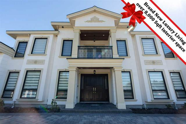 6400 Steveston Highway, Richmond, BC V7E 2K8 (#R2485751) :: Initia Real Estate