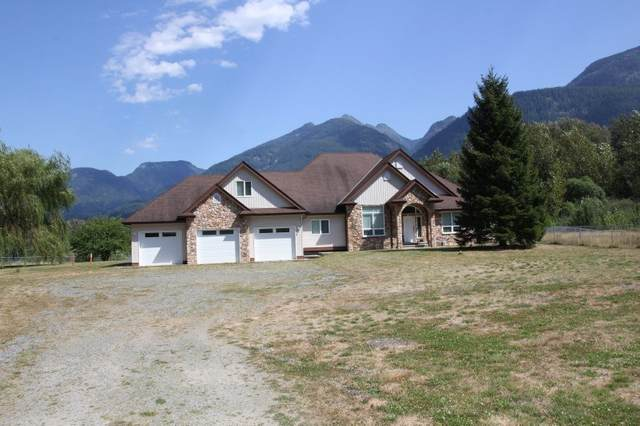 25330 Trans Canada Highway, Yale, BC V0X 1L3 (#R2487134) :: Ben D'Ovidio Personal Real Estate Corporation | Sutton Centre Realty