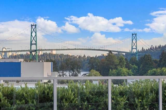 866 Arthur Erickson Place #601, West Vancouver, BC V7T 0B2 (#R2488642) :: Premiere Property Marketing Team