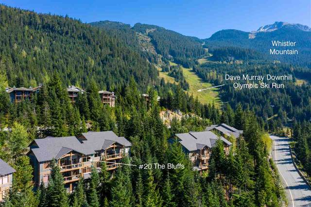 2301 Taluswood Lane #20, Whistler, BC V8E 0P8 (#R2489781) :: Premiere Property Marketing Team