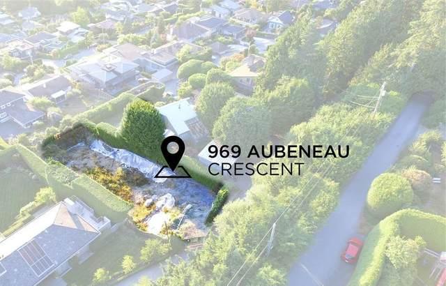 969 Aubeneau Crescent, West Vancouver, BC V7T 1T4 (#R2490889) :: Premiere Property Marketing Team