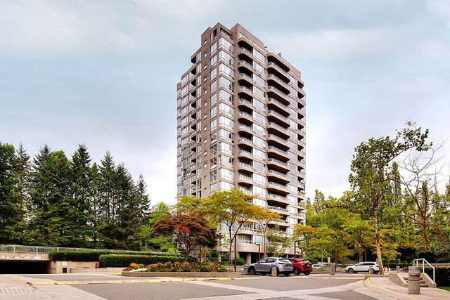 9633 Manchester Drive #501, Burnaby, BC V3N 4Y9 (#R2492291) :: Premiere Property Marketing Team