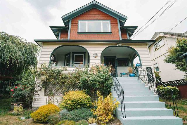 1717 Sixth Avenue, New Westminster, BC V3M 2C8 (#R2493505) :: Initia Real Estate