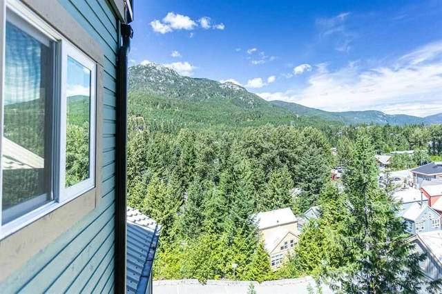 2170 Sarajevo Drive #3, Whistler, BC V8E 0B5 (#R2493675) :: Ben D'Ovidio Personal Real Estate Corporation | Sutton Centre Realty