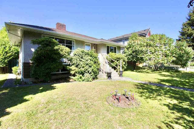 6467 Parkcrest Drive, Burnaby, BC V5B 2T1 (#R2494390) :: Ben D'Ovidio Personal Real Estate Corporation | Sutton Centre Realty