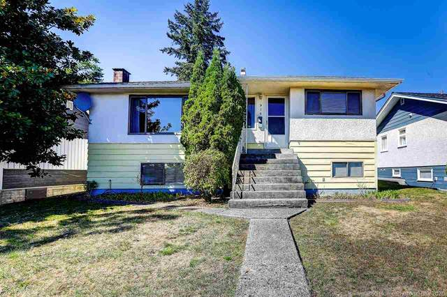 916 Calverhall Street, North Vancouver, BC V7L 1Y2 (#R2495163) :: Ben D'Ovidio Personal Real Estate Corporation | Sutton Centre Realty