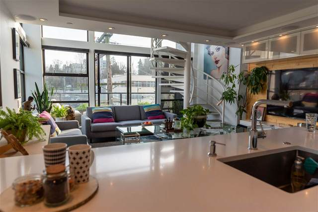 428 W 8TH Avenue #516, Vancouver, BC V5Y 1N9 (#R2496134) :: Ben D'Ovidio Personal Real Estate Corporation | Sutton Centre Realty
