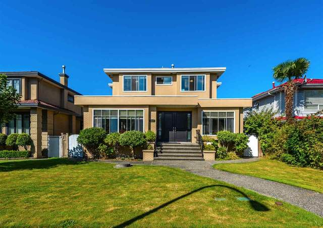 2137 W 20TH Avenue, Vancouver, BC V6L 1E9 (#R2496211) :: Initia Real Estate