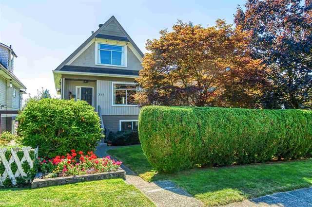 517 E 17TH Street, North Vancouver, BC V7L 2W4 (#R2496340) :: Ben D'Ovidio Personal Real Estate Corporation | Sutton Centre Realty
