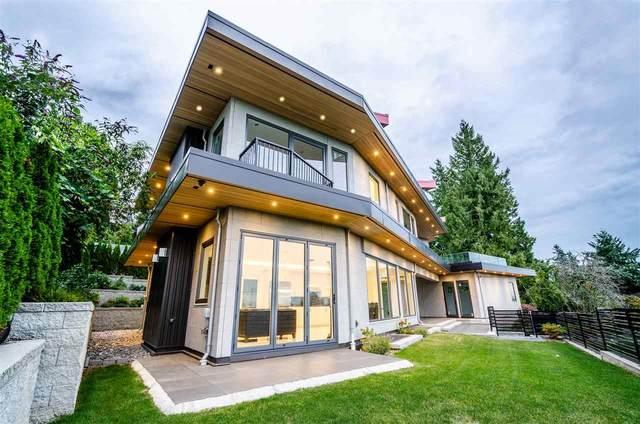 808 Esquimalt Avenue, West Vancouver, BC V7T 1J8 (#R2496556) :: Premiere Property Marketing Team