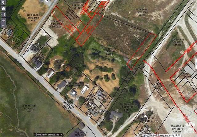 Lot 50 Tsawwassen Drive, Tsawwassen, BC V4M 4G2 (#R2496952) :: Ben D'Ovidio Personal Real Estate Corporation | Sutton Centre Realty