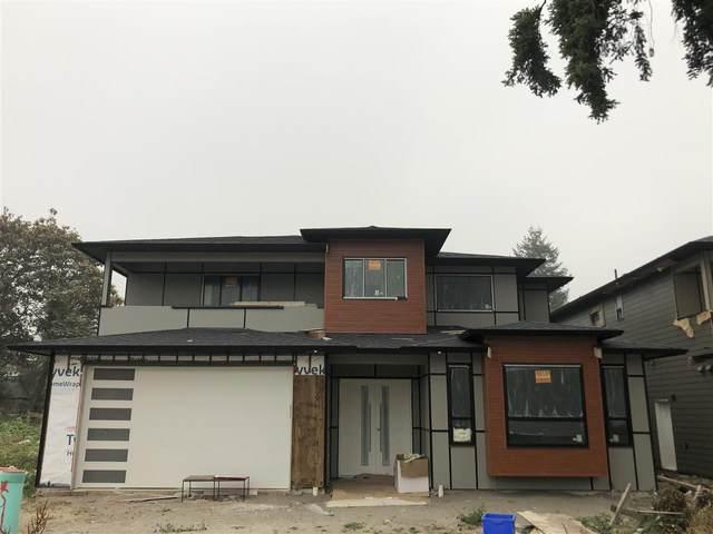 20668 113TH Avenue, Maple Ridge, BC V2X 1E5 (#R2496972) :: Ben D'Ovidio Personal Real Estate Corporation   Sutton Centre Realty